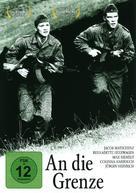 An die Grenze - German DVD cover (xs thumbnail)