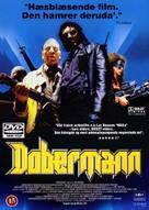 Dobermann - Danish Movie Cover (xs thumbnail)