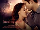 The Twilight Saga: Breaking Dawn - Part 1 - British Movie Poster (xs thumbnail)