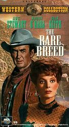 The Rare Breed - VHS movie cover (xs thumbnail)
