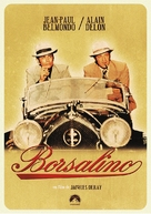 Borsalino - French Movie Cover (xs thumbnail)