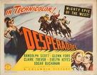 The Desperadoes - Movie Poster (xs thumbnail)
