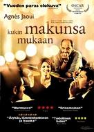 Le goût des autres - Finnish DVD cover (xs thumbnail)