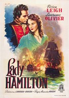 That Hamilton Woman - Italian Movie Poster (xs thumbnail)