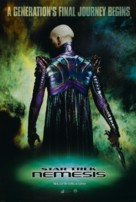 Star Trek: Nemesis - Movie Poster (xs thumbnail)