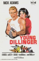 Young Dillinger - Spanish Movie Poster (xs thumbnail)