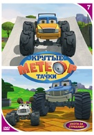 """Bigfoot Presents: Meteor and the Mighty Monster Trucks"" - Russian Movie Cover (xs thumbnail)"