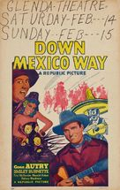 Down Mexico Way - Movie Poster (xs thumbnail)