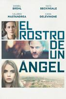 The Face of an Angel - Spanish Movie Cover (xs thumbnail)