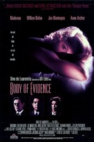 Body Of Evidence - Movie Poster (xs thumbnail)