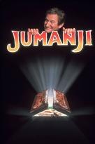 Jumanji - DVD cover (xs thumbnail)