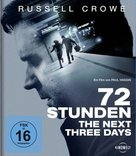 The Next Three Days - German Blu-Ray cover (xs thumbnail)