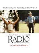 Radio - Movie Poster (xs thumbnail)