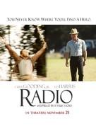 Radio - Movie Poster (xs thumbnail)