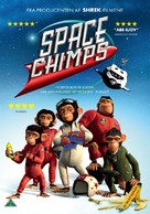 Space Chimps - Danish DVD cover (xs thumbnail)