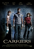 Carriers - Indonesian Movie Poster (xs thumbnail)