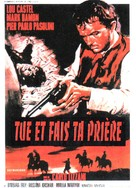 Requiescant - French Movie Poster (xs thumbnail)