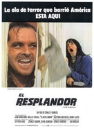 The Shining - Spanish Movie Poster (xs thumbnail)