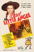 Bad Little Angel - Movie Poster (xs thumbnail)