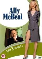 """Ally McBeal"" - DVD cover (xs thumbnail)"