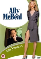 """""""Ally McBeal"""" - DVD movie cover (xs thumbnail)"""