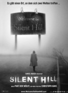 Silent Hill - Swiss Movie Poster (xs thumbnail)