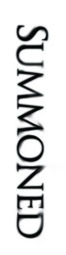 Summoned - Canadian Logo (xs thumbnail)