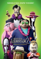 The Addams Family 2 - Polish Movie Poster (xs thumbnail)