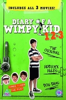Diary of a Wimpy Kid: Dog Days - British DVD movie cover (xs thumbnail)