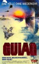 Gulag - German VHS movie cover (xs thumbnail)