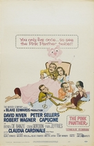 The Pink Panther - Movie Poster (xs thumbnail)