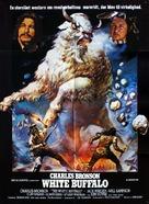 The White Buffalo - Danish Movie Poster (xs thumbnail)