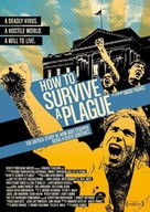 How to Survive a Plague - Movie Poster (xs thumbnail)