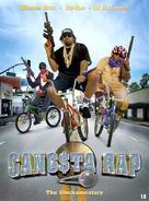 Gangsta Rap: The Glockumentary - Dutch DVD cover (xs thumbnail)