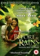 Before the Rains - British Movie Cover (xs thumbnail)