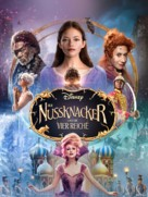 The Nutcracker and the Four Realms - German Video on demand cover (xs thumbnail)
