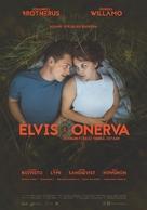 Elvis & Onerva - Finnish Movie Poster (xs thumbnail)