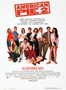 American Pie 2 - Italian Movie Poster (xs thumbnail)