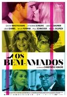 Les bien-aimés - Portuguese Movie Poster (xs thumbnail)