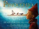 Pinocchio - British Movie Poster (xs thumbnail)