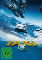 Taxi 3 - German DVD cover (xs thumbnail)
