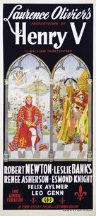 Henry V - Australian Movie Poster (xs thumbnail)