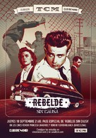 Rebel Without a Cause - Spanish Re-release poster (xs thumbnail)