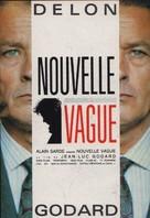 Nouvelle vague - French Movie Poster (xs thumbnail)