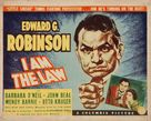 I Am the Law - Movie Poster (xs thumbnail)