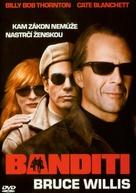 Bandits - Czech DVD movie cover (xs thumbnail)