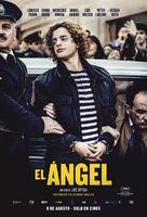 El Ángel - Argentinian Movie Poster (xs thumbnail)