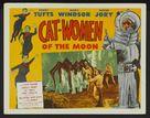 Cat-Women of the Moon - British poster (xs thumbnail)