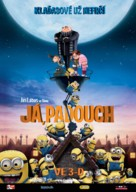 Despicable Me - Czech Movie Poster (xs thumbnail)