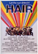 Hair - German Theatrical movie poster (xs thumbnail)